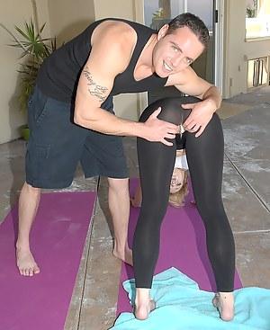 Yoga XXX Pictures