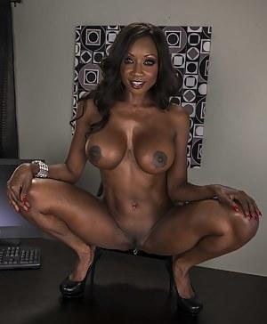 Big Black Tits XXX Pictures